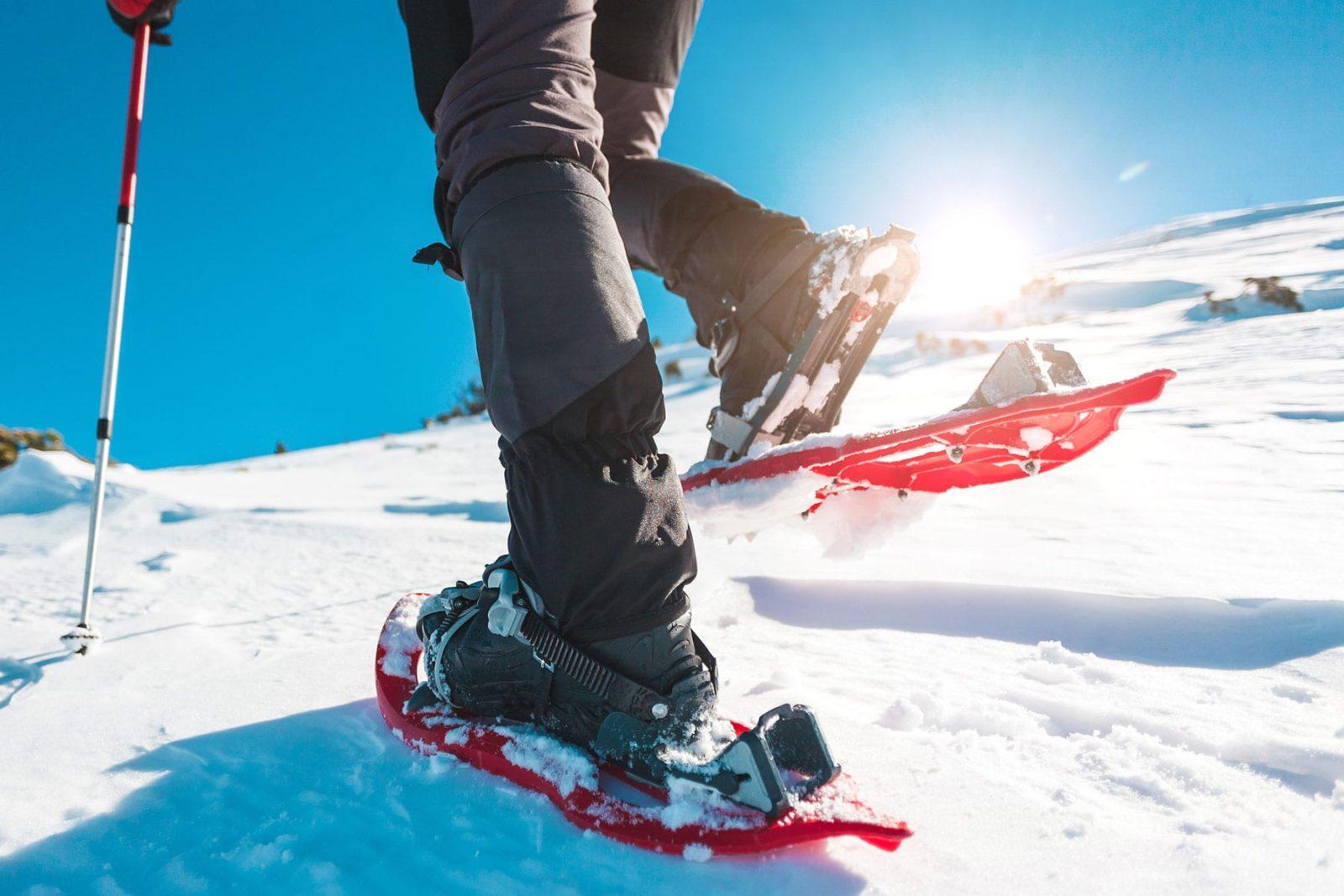 SOAZ-snowshoeing