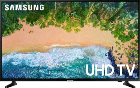 "Samsung - 55"" LED 4K UHD Smart TV"
